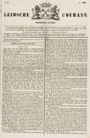 Leydse Courant 1873-07-10