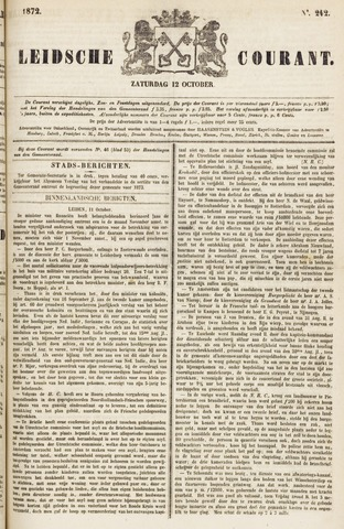 Leydse Courant 1872-10-12
