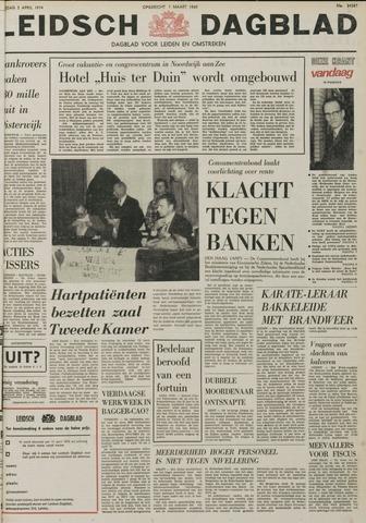 Leidsch Dagblad 1974-04-02