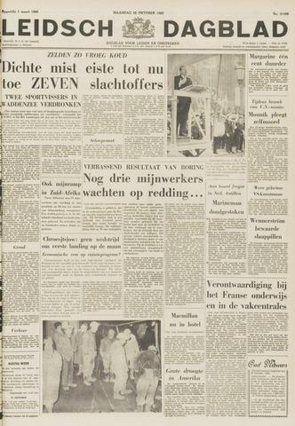 Leidsch Dagblad 1963-10-28