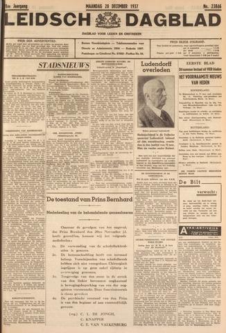 Leidsch Dagblad 1937-12-20