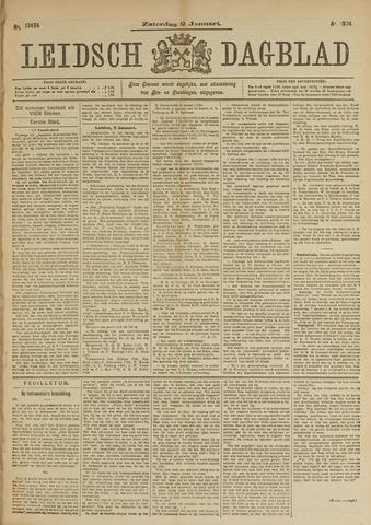 Leidsch Dagblad 1904-01-02