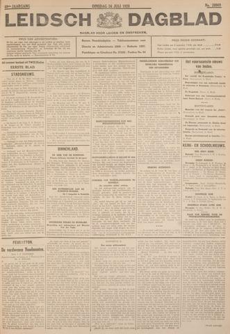 Leidsch Dagblad 1928-07-24