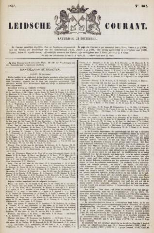Leydse Courant 1877-12-22