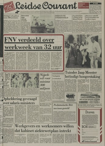 Leidse Courant 1984-10-05