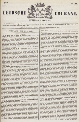 Leydse Courant 1882-08-10