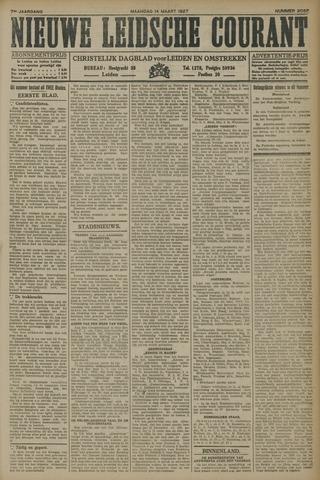 Nieuwe Leidsche Courant 1927-03-14