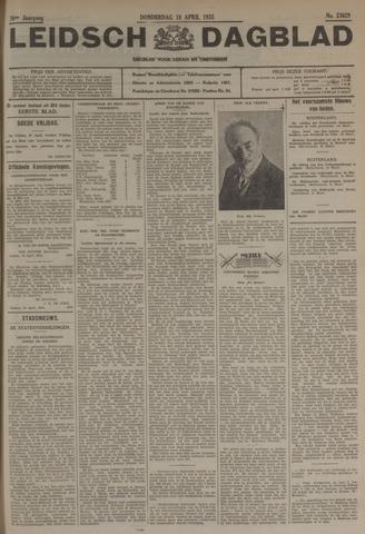 Leidsch Dagblad 1935-04-18
