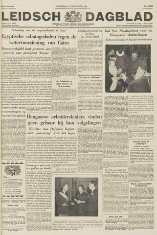 Leidsch Dagblad 1956-11-17
