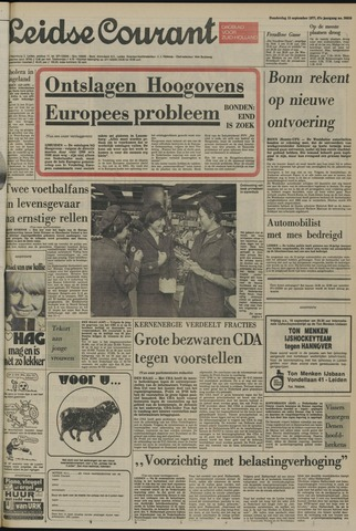 Leidse Courant 1977-09-15