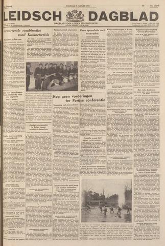 Leidsch Dagblad 1951-03-09