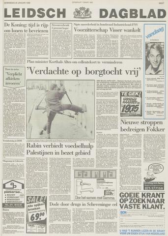 Leidsch Dagblad 1988-01-20
