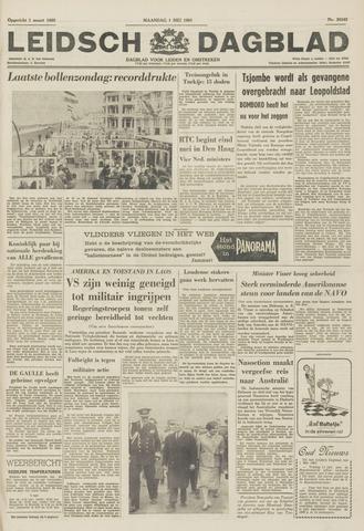 Leidsch Dagblad 1961-05-01