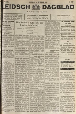 Leidsch Dagblad 1932-11-23