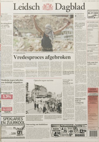 Leidsch Dagblad 1994-02-28