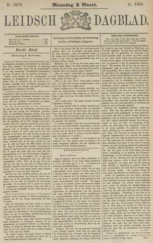 Leidsch Dagblad 1885-03-02