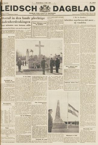 Leidsch Dagblad 1954-05-05