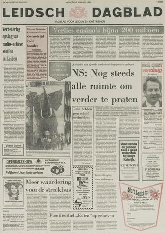 Leidsch Dagblad 1979-06-14