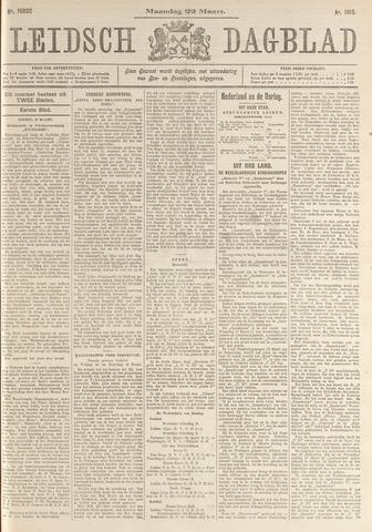 Leidsch Dagblad 1915-03-22