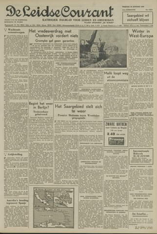 Leidse Courant 1950-01-20