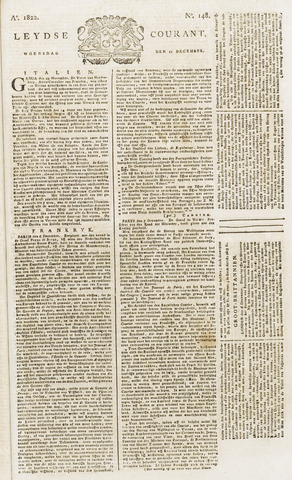 Leydse Courant 1822-12-11