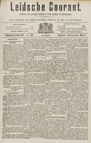 Leydse Courant 1887-06-13