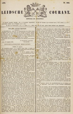 Leydse Courant 1883-08-28