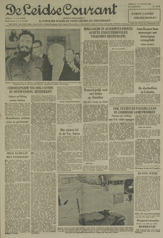 Leidse Courant 1964-01-14