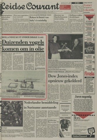 Leidse Courant 1988-01-09