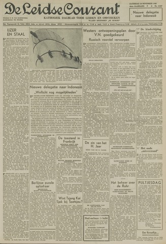 Leidse Courant 1948-11-20