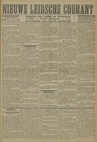 Nieuwe Leidsche Courant 1923-08-07