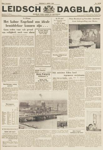 Leidsch Dagblad 1954-04-02