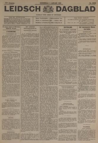 Leidsch Dagblad 1935-01-03