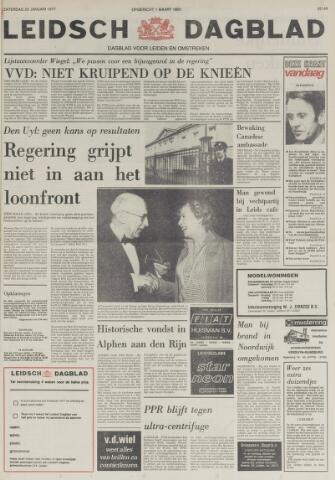 Leidsch Dagblad 1977-01-22