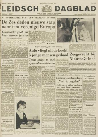 Leidsch Dagblad 1962-01-15