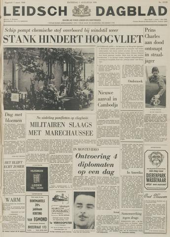 Leidsch Dagblad 1970-08-01