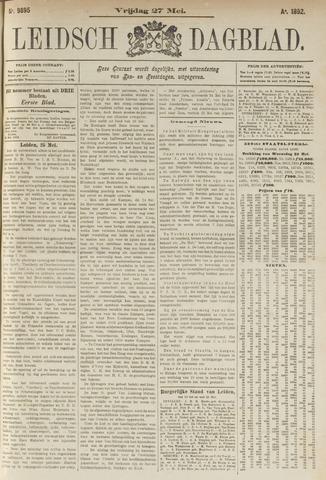 Leidsch Dagblad 1892-05-27
