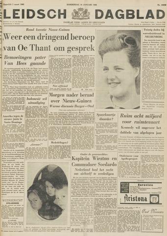 Leidsch Dagblad 1962-01-18