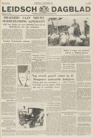 Leidsch Dagblad 1956-12-19