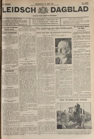 Leidsch Dagblad 1933-06-15