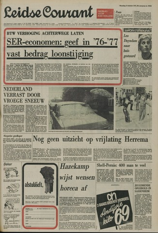 Leidse Courant 1975-10-13