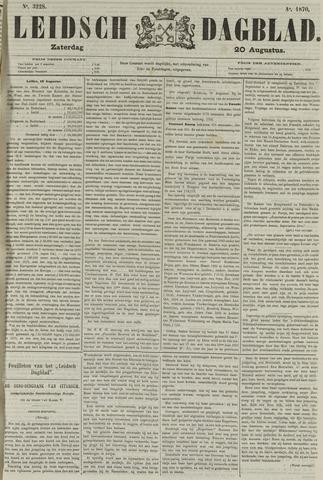 Leidsch Dagblad 1870-08-20