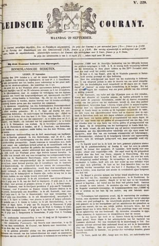 Leydse Courant 1879-09-29