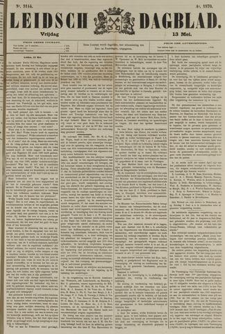 Leidsch Dagblad 1870-05-13