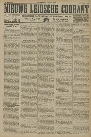 Nieuwe Leidsche Courant 1927-01-06
