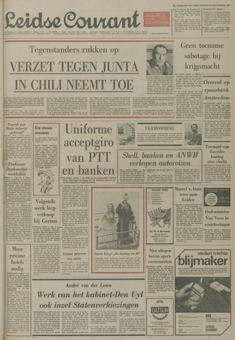 Leidse Courant 1973-09-14