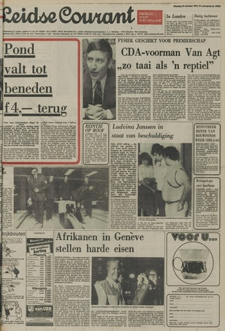 Leidse Courant 1976-10-26