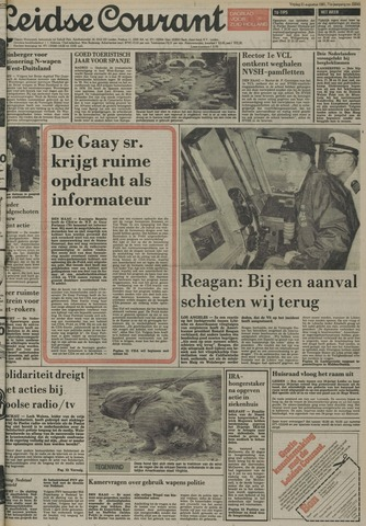 Leidse Courant 1981-08-21