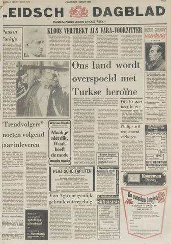Leidsch Dagblad 1979-11-28