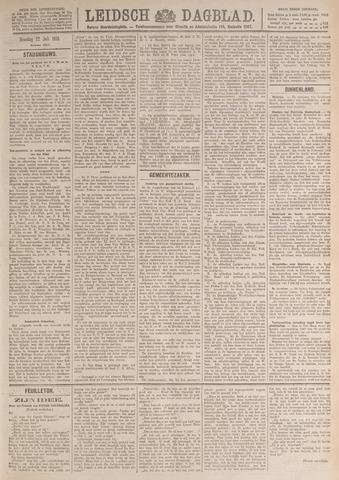 Leidsch Dagblad 1919-07-22